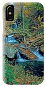 Ozone Falls And Rapids IPhone Case