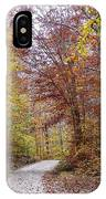 Pachaug State Forest IPhone Case