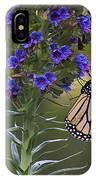 Pacific Grove Monarch IPhone Case