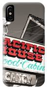 Pacific House IPhone Case