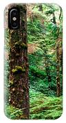 Pacific Rim National Park 14 IPhone Case