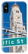 Pacific Street I IPhone Case