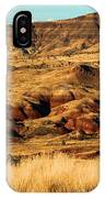 Painted Hills In Sheep Rock IPhone Case