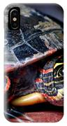 Painted Turtle Michigan IPhone Case