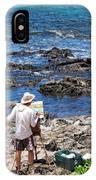 Painter 1 IPhone Case