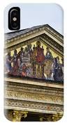 Palace Of Art - Heros Square - Budapest IPhone Case