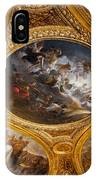 Palace Of Versailles Ceiling IPhone Case