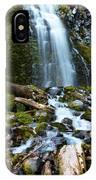 Palaikni Falls Valley IPhone Case