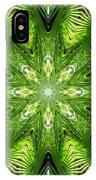 Palm Kaleidoscope 11 IPhone Case