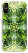Palm Kaleidoscope 6 IPhone Case