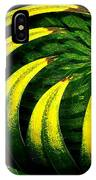 Palm Tree Abstract IPhone Case