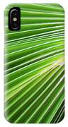 Palm Tree Frond IPhone Case