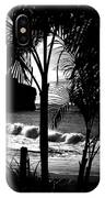 Palm Tree Silouette IPhone Case