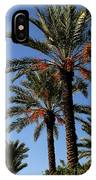 Palms9895b IPhone Case