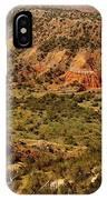 Palo Duro Canyon Texas IPhone Case