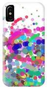Pandemonium Of Colours IPhone Case
