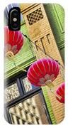 Paper Lanterns IPhone Case