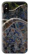 Parc Guell Barcelona IPhone Case