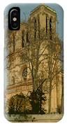 Paris 03 IPhone Case