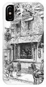 Paris: Cafe, 1889 IPhone Case