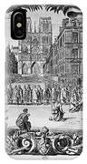 Paris: Catholic Procession IPhone Case