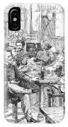 Paris: Chat Noir, 1889 IPhone Case