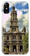 Paris Church IPhone Case