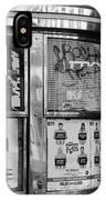 Paris Diner 2 IPhone Case