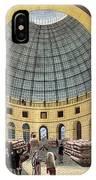 Paris: Halle Au Ble, C1785 IPhone Case