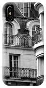 Paris Reflections 1 IPhone Case