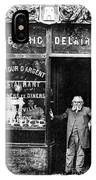 Paris Restaurant, 1890s - To License For Professional Use Visit Granger.com IPhone Case