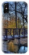 Park Bridge IPhone Case