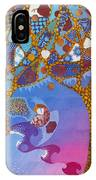 Park Guell. General Impression. IPhone Case