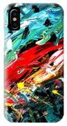 Parrot Magnet IPhone Case