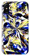 Party Time Abstract IPhone Case