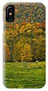 Pastoral Painted IPhone Case