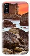 Patrick's Point Sunset Seastacks IPhone Case