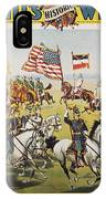 Pawnee Bill Poster, 1895 IPhone Case