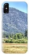 Peace At Kahle Park IPhone Case