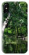 Peaceful Creek IPhone Case