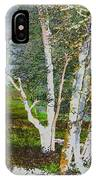 Peaceful Meadow IPhone Case
