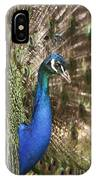 Peacock Display IPhone Case