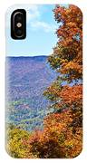 Peaks And Colors IPhone Case