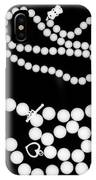 Pearl Strands IPhone Case