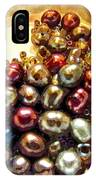Pearls In A Pile  Art IPhone Case