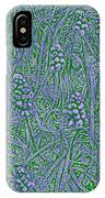 Pearls In The Grass 2 IPhone Case