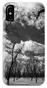 Pecan Trees IPhone Case