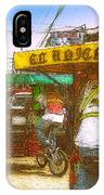 Pedal Traffic IPhone Case