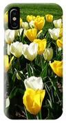 Peddler's Tulip 2012 3 IPhone Case