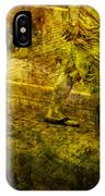 Pedestrians On The Move No. Ol5 IPhone Case